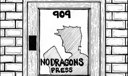 NO DRAGONS PRESS Chapter One: Addie Gets a Job